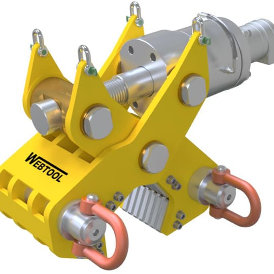Subsea Cable Gripper & Retrieval Tool