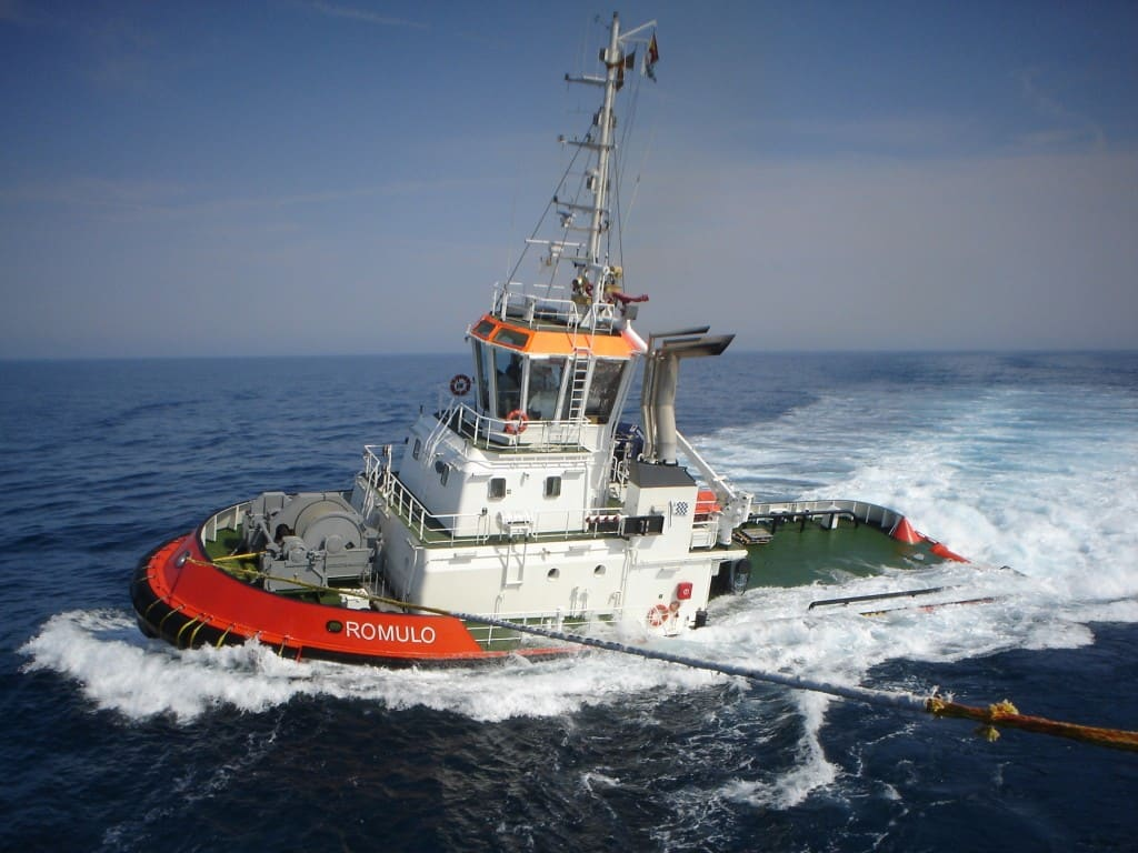Offshore support, OSV and Tugs Slider