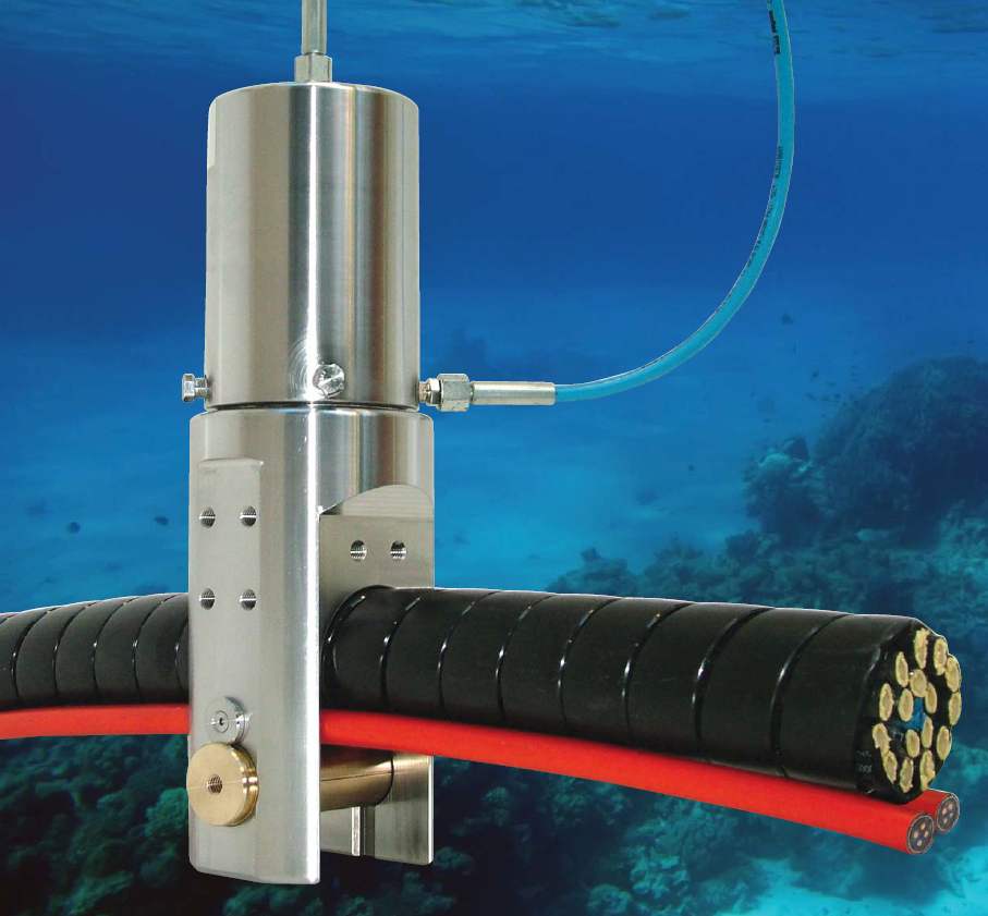 IWOCS Emergency Disconnect Subsea Cutter