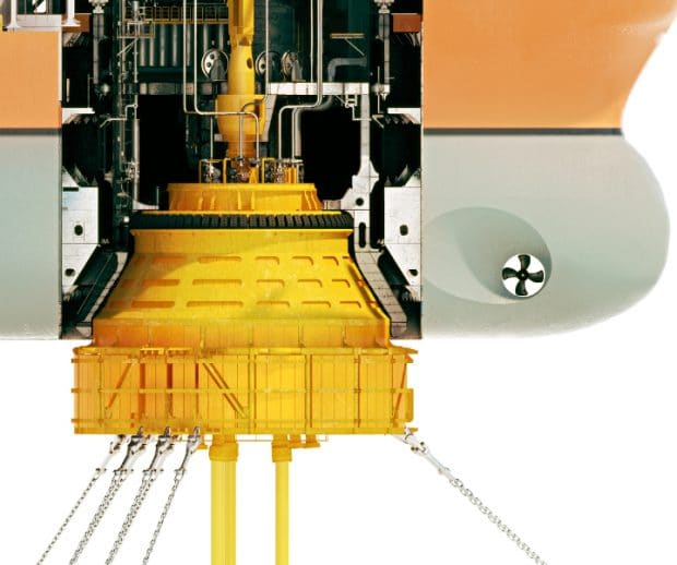 Webtool – the cutting edge of Shell Prelude FLNG Buoy Mooring