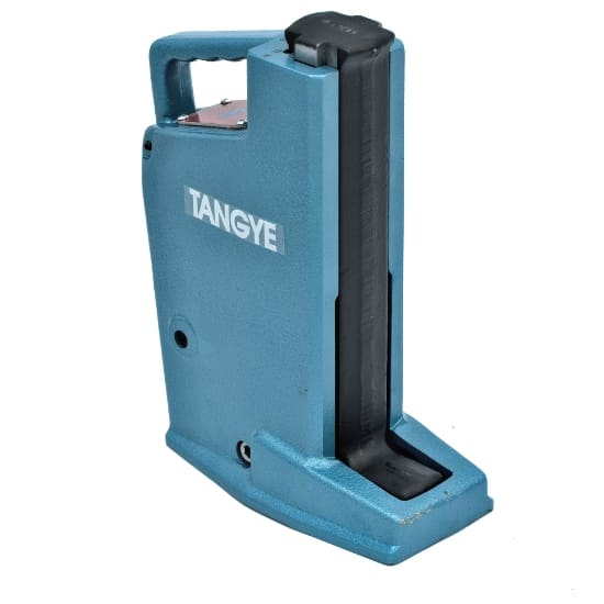 All Steel Tangye Hydraclaw Jack for Mining Heavy Lifts