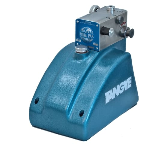 Allspeeds announces 1000 bar Tangye Hydrapak Pump