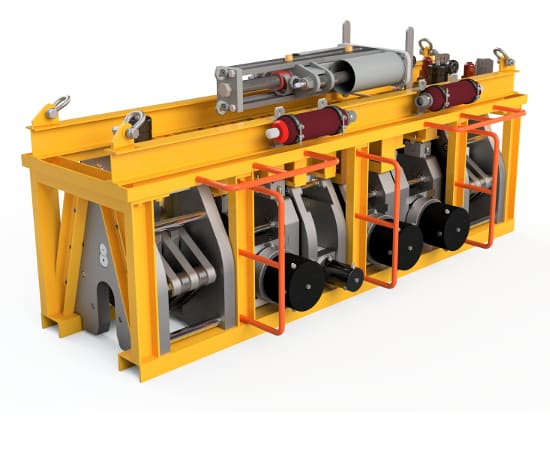 Webtool Develops Environmentally Friendly, Chevron Subsea Pipeline Decommissioning Tool