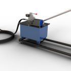 Hydraulic Cutter for Difficult to Reach Decommissioning Projects