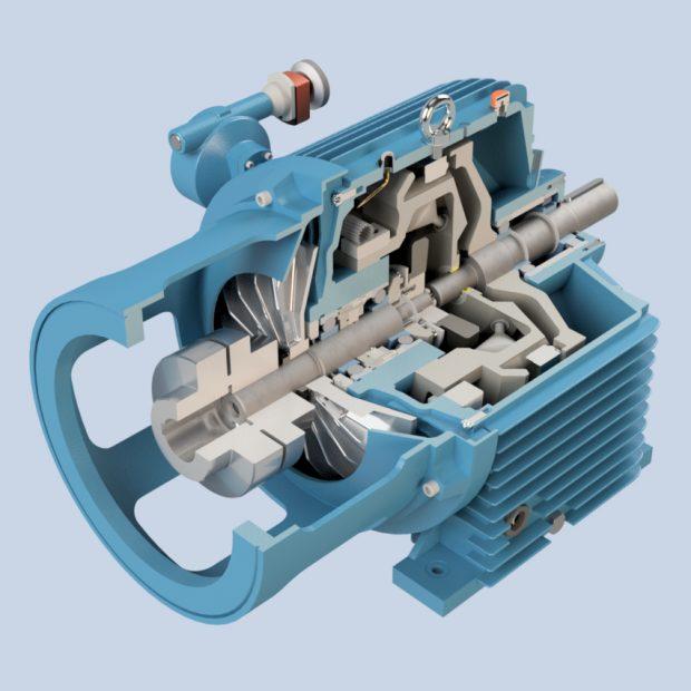 Allspeeds supplies 37.5kW Kopp Variator for Phosphate Mine