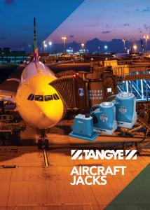 Tangye Aircraft Jacks Brochure
