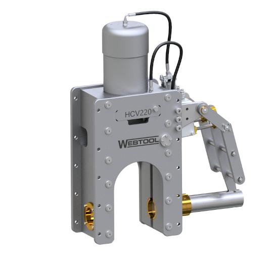 Webtool Announces New HCV220 Heavy-Duty Cable Cutter